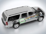 Thermoelectric Chevy Suburban