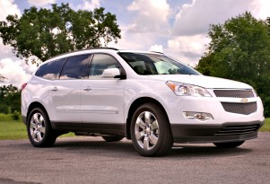 GM Revamps Spring Hill for Chevy Traverse Production
