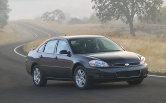 2009-2010 Chevrolet Impala recalled for airbag problem: 289,000 vehicles affected