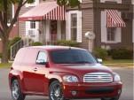 2009 Chevrolet HHR Review: Chevrolet's 1940s Suburban Throwback