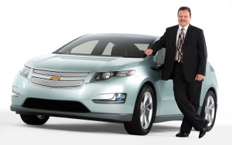 2011 Chevrolet Volt: First Production Photos