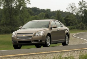 Chevrolet Malibu Redesign Planned for 2012