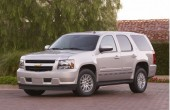 2009 Chevrolet Tahoe Photos