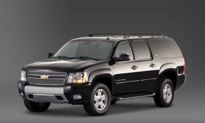 2009 Chevrolet Suburban Photos