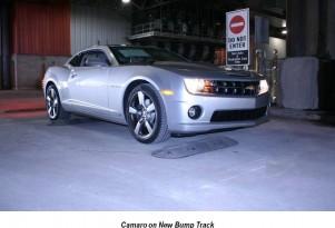 2010 Chevrolet Camaro Rolling Off Oshawa, Ont. Assembly Line