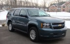 Review and Test Drive: 2009 Chevrolet Tahoe 4WD Hybrid