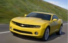 2010 Camaro Color and Model Sales Breakdown So far