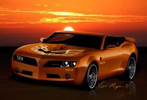 2010 Pontiac Trans Am Still Might Arrive…Sort Of