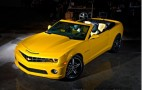 2012 Chevrolet Camaro Convertible: Arrival by March Confirmed