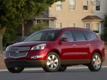 Seatbelt Issue Prompts Recall Of GM Crossovers