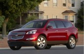 2010 Chevrolet Traverse Photos