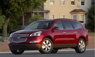 2010 Chevrolet Traverse Photos