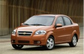 2010 Chevrolet Aveo Photos