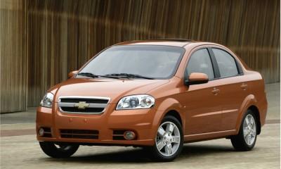 2010 Chevrolet Aveo Photos