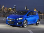 2011 Chevrolet Aveo (RS Concept, 2010 Detroit Auto Show)