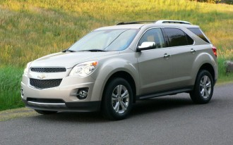GM Increases Production Of 2011 Chevrolet Equinox, GMC Terrain
