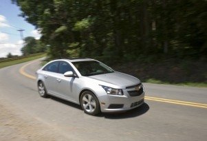 Recall Alert: 2011 Chevrolet Cruze Recalled Over Transmission Issue