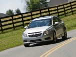 Chevrolet Cruze RS Production Starts After Quality Delay