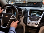 Chevrolet MyLink preview event, New York City, February 2011