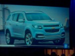 2013 Chevrolet Trailblazer Concept