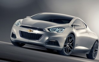 Chevrolet Tru 140S Concept: 2012 Detroit Auto Show