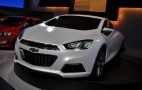 Chevrolet Tru 140S Concept Live Photos: 2012 Detroit Auto Show