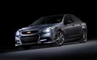 2014 Chevy SS Names Its Price: $44,470