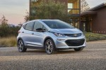 GM & Lyft plan fleet of autonomous, electric Chevrolet Bolt taxis
