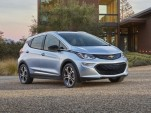 First buyers of 2017 Chevy Bolt EV electric car to be Lyft drivers: report