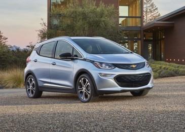 2017 Chevrolet Bolt EV preview