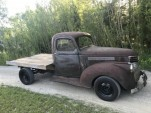 1946 Chevrolet pickup Toyota Prius conversion