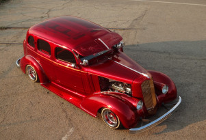 1936 Master Deluxe lowrider