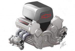 Chevrolet's twin-turbo IndyCar V-6 engine