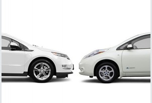 Chevy Volt Vs. Nissan Leaf: Compare Cars
