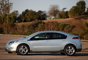 Hertz Adds Chevy Volt To Car-Sharing Service, Targets Students