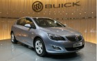 Chinese Buick Excelle XT Previews Cruze-based Sedan For U.S.