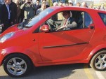 Chinese Smart ForTwo knockoff stirs up Bologna