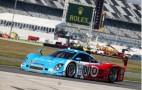 Scott Pruett Leads All-Ganassi Front Row At Daytona 24 Hours