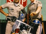 CHiPs Erik Estrada and Larry Wilcox