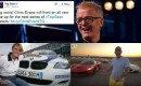 Chris Evans, Sabine Schmitz, Chri Harris Host Top Gear