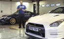 Chris Harris and the 2013 Nissan GT-R Track Pack and the 2011 Porsche 911 Turbo S