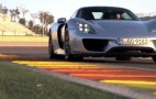 Chris Harris Drives The Porsche 918 Spyder: Video