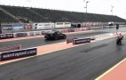 Porsche 911 GT2 RS Drag Races Ducati Superbike: Video