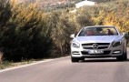 Chris Harris Contrasts The New Mercedes SL With The Old: Video