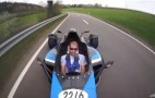 Chris Harris Drives The 1.0-Liter EcoBoost Formula Ford On Road And Track: Video