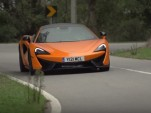 Chris Harris drives the McLaren 570S