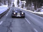 Chris Harris drives the new Morgan Plus 8