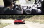Pagani Huayra Goes Drifting With Chris Harris: Video