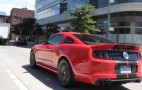 Chris Harris Compares The Shelby GT500 And The Camaro ZL1: Video