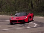 Chris Harris reviews the Ferrari LaFerrari